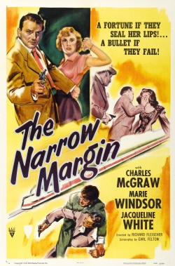 Poster - Narrow Margin, The_01
