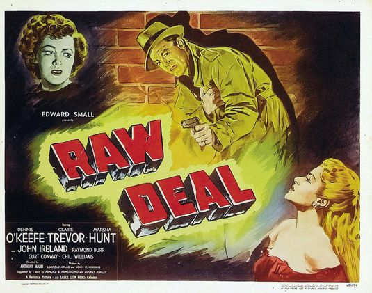 Raw Deal - Raw Deal